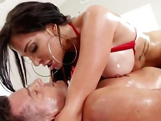Jaclyn Got Soaking Raw And Determined To Use A Lot Of Lubricant While Having Casual Fuck-a-thon