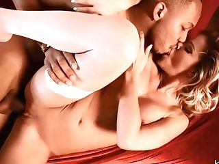 Sultry Chick Is Often Visiting Her Mind-blowing, Black Friend And Having Wild Fuckfest With Him
