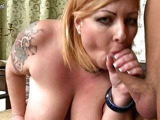 Horny Chubby Housewife Fucking In Point Of View Style - Maturenl