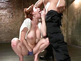 Submissive Cougar
