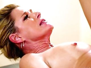 India Summer And Elsa Jean Know Exactly What The Other One Needs, While They Are Making Love