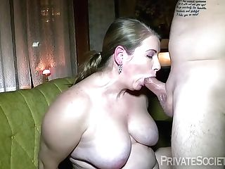 Natural Big Tits Mummy Secret Affair