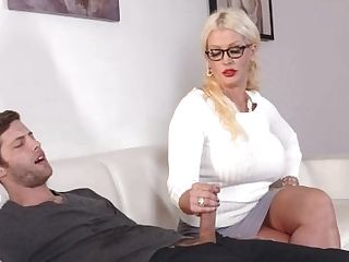 Badmilfs - Chesty Cougar Caught Fucking Daughters-in-law Beau