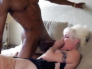 Miss Jane Is A Big Black Cock Bi-atch